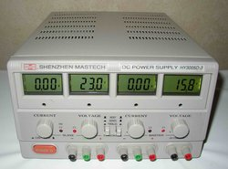 Mastech Power Supply