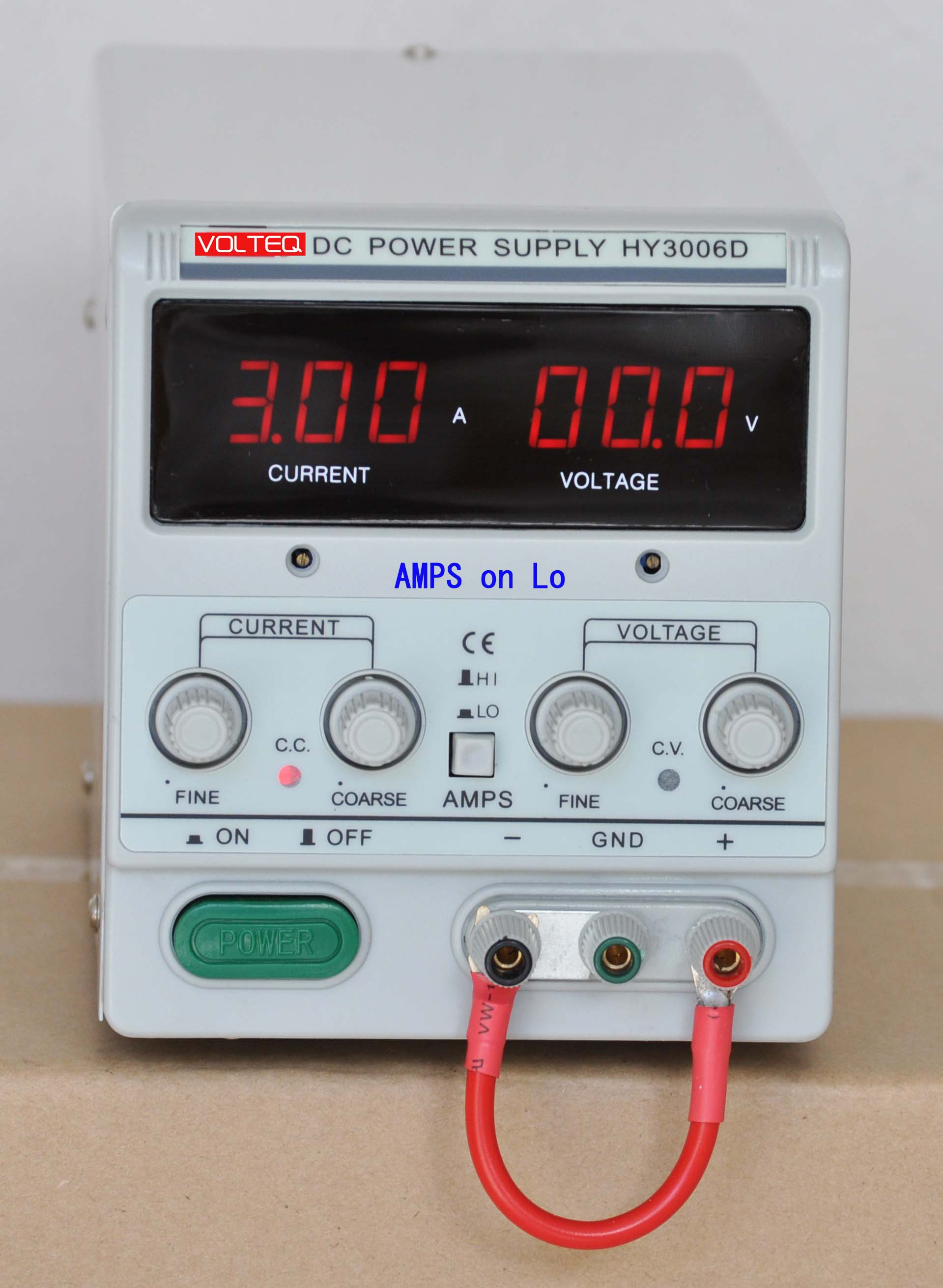 Linear Power Supply HY3006D