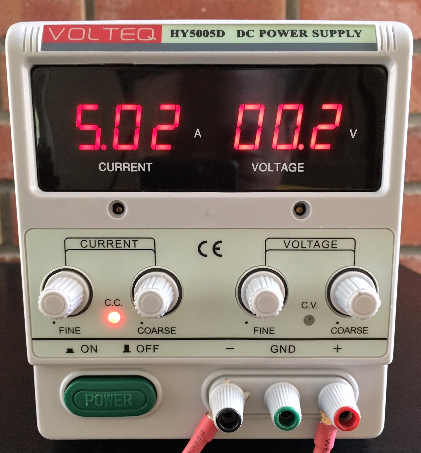 Linear Power Supply HY5005D