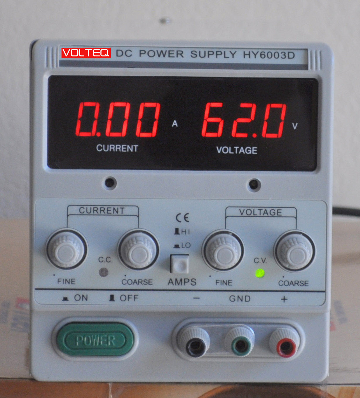 Linear Power Supply HY6003D