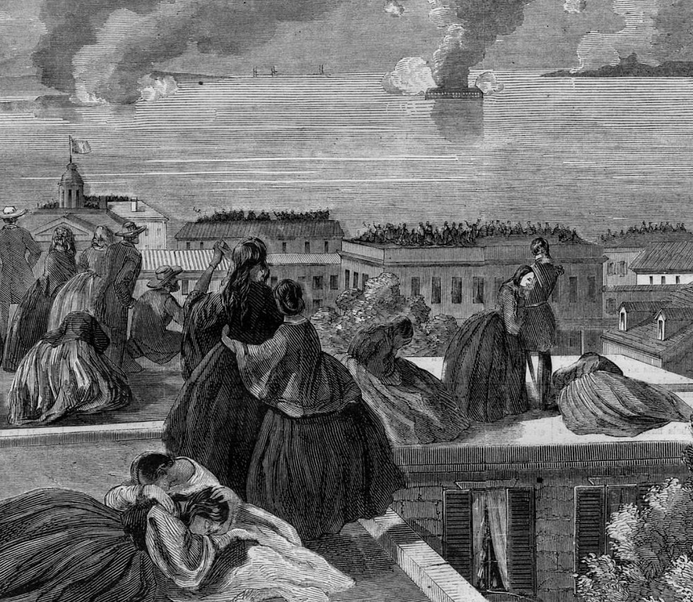 the causes and impact of the fall of fort sumter in 1861