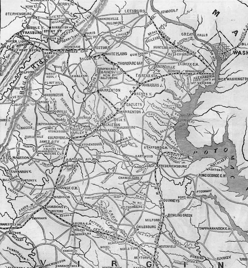 civil war road map A map and chronology of the major battles of the american civil war a story map   march 9, 1862 battle of hampton roads  nat geo, imagery, 1862 map.