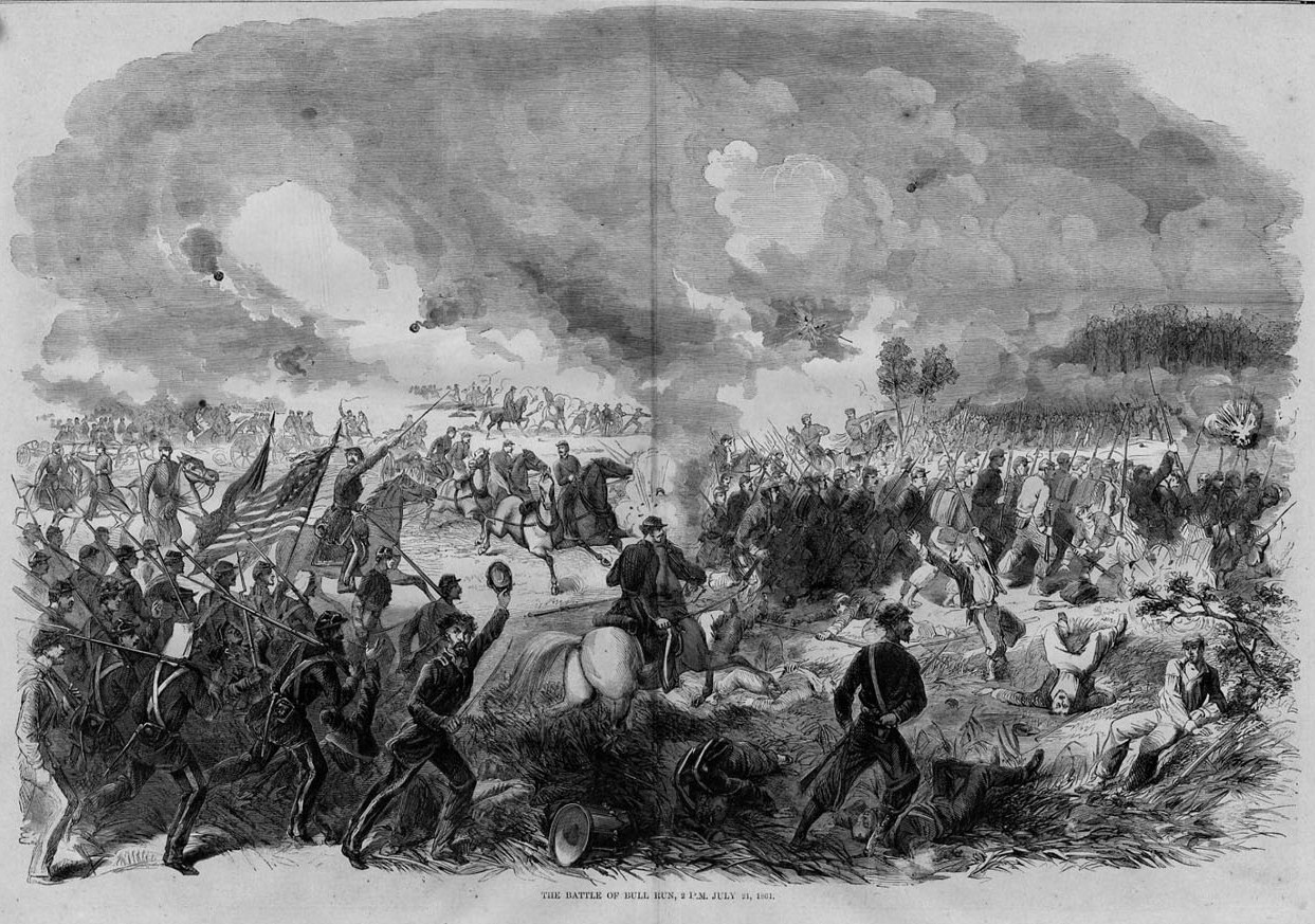 Civil war battle of bull run casualties - lucmopgderic's diary