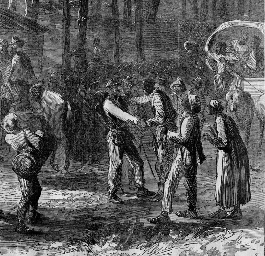 slavery in the civil war essays The causes of the american civil war essay example the american civil war of 1861-1865 was fought between the union (the northern states) and the confederates (the southern states) under the presidency of abraham lincoln.