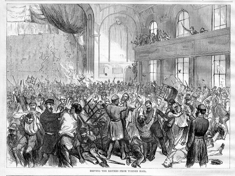 railway strike of 1877