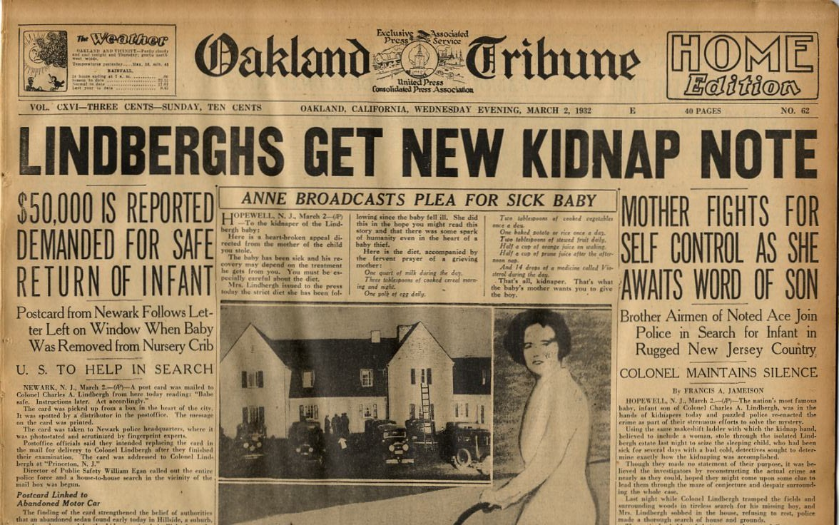 lindbergh kidnapping essay Lindbergh kidnapping and bruno richard hauptmann essay  on a windy winter night in 1932, a kidnapper crept onto the estate of charles a - lindbergh kidnapping and bruno richard hauptmann essay introduction.