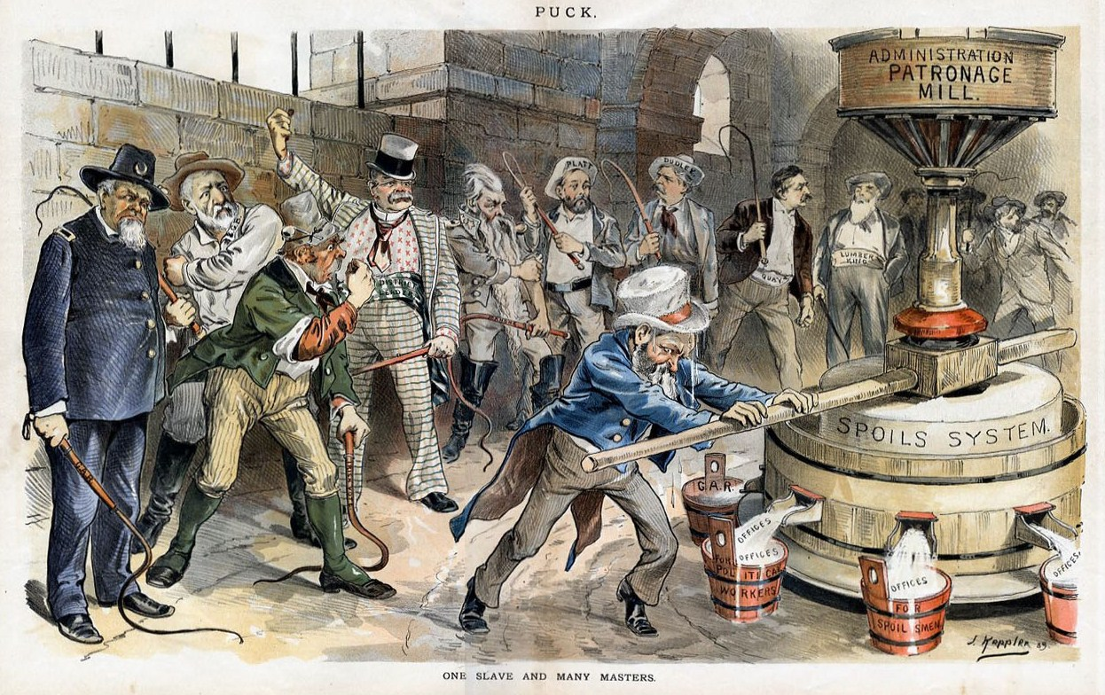 Spoils System Andrew Jackson spoils system images - reverse search