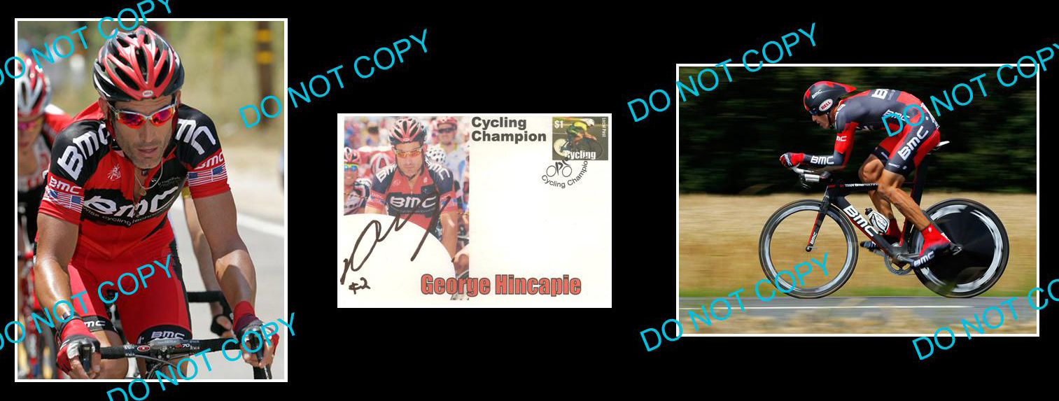 GEORGE-HINCAPIE-TOUR-DE-FRANCE-CYCLING-CHAMPION-SIGNED-COVER-2-PHOTOS