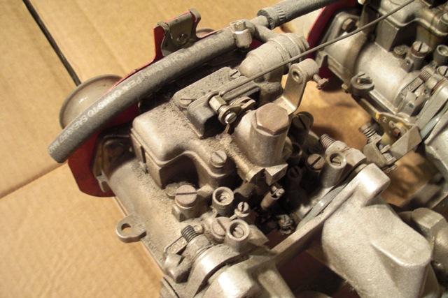 S1 Lotus Esprit Restoration: Rebuilding the Lotus Esprit Dellorto