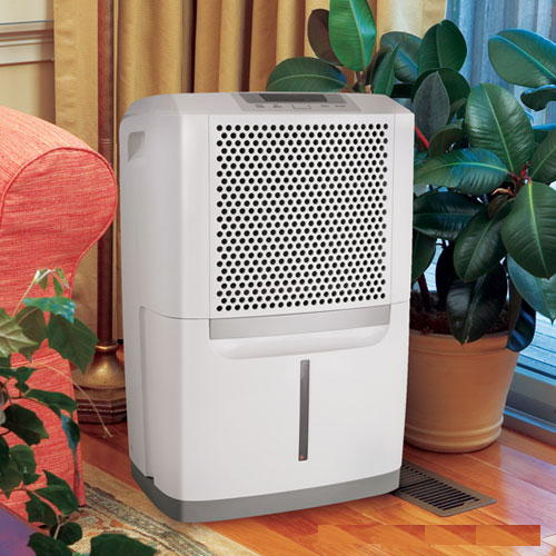 how to get rid of humidity in basement without dehumidifier